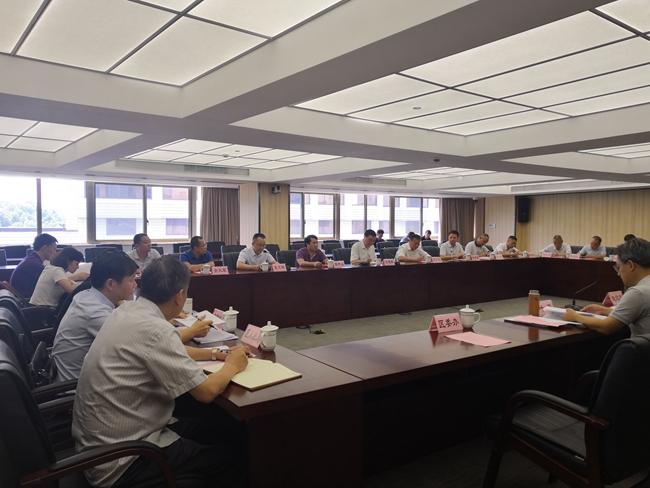 刘建新率镇远县党政代表团赴杭州市西湖区开展对口帮扶工作
